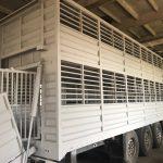Cкотовоз SCHMITZ - двухэтажный полуприцеп